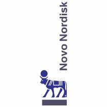 Novo Nordisk logo vertical