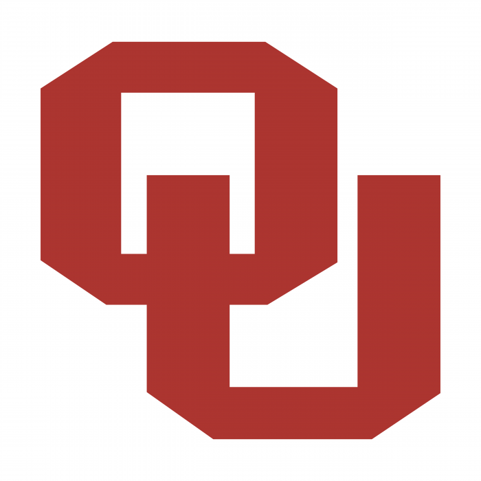 Oklahoma Sooners logo red