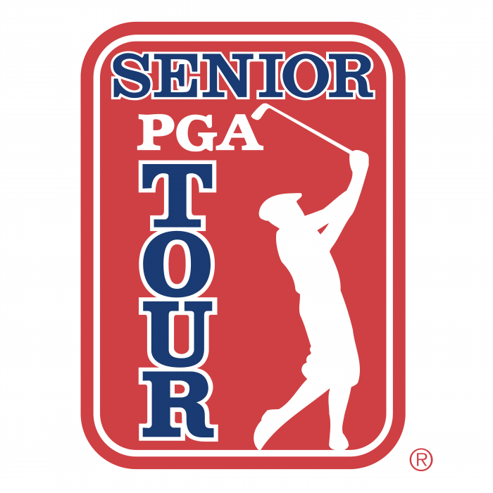 PGA Senior Tour logo R