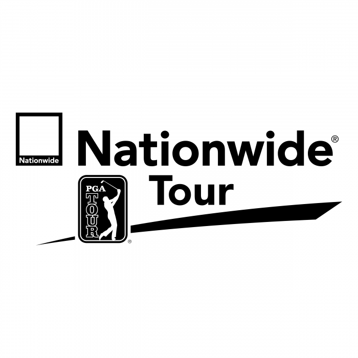 PGA Tour logo nationwide