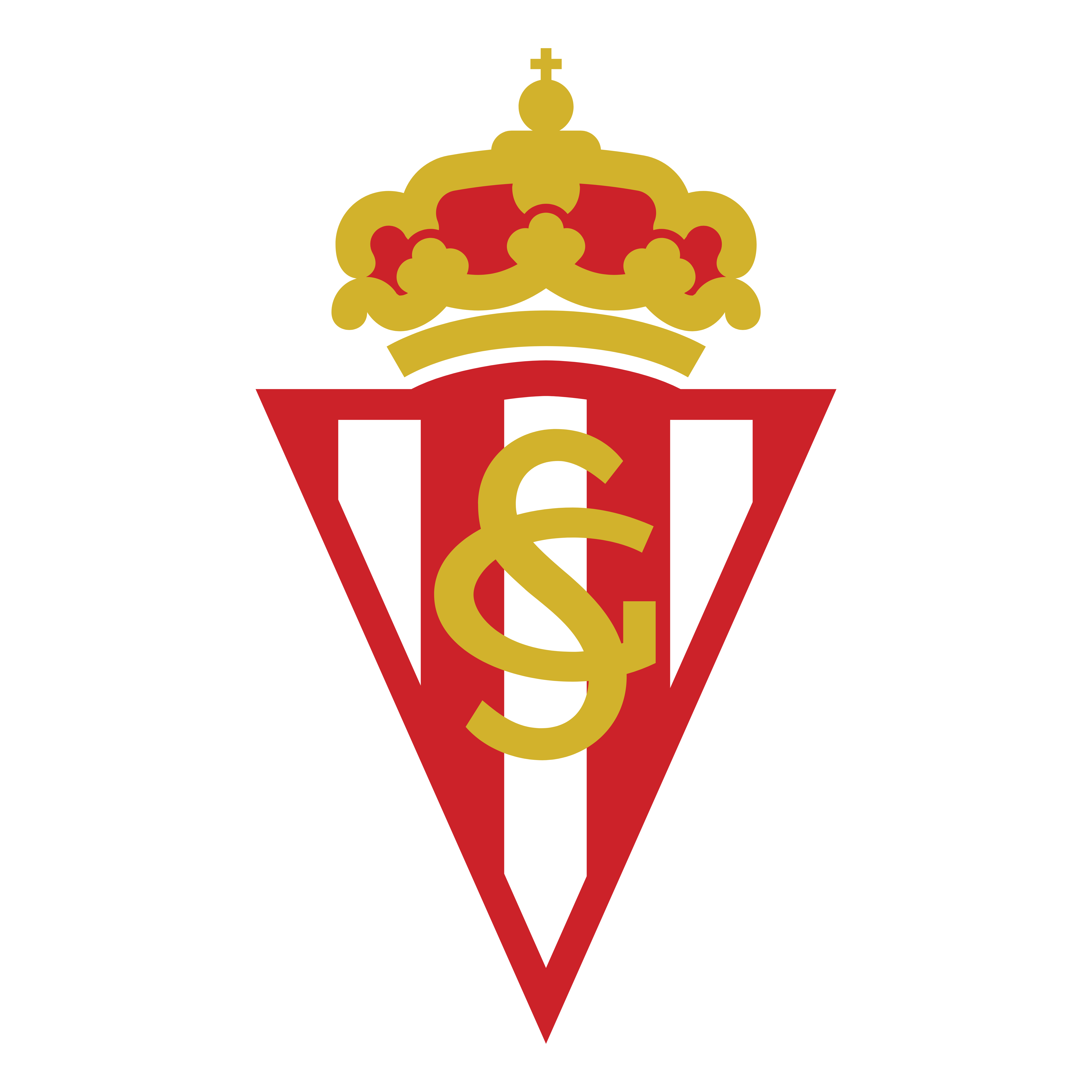 Real Sporting de Gijon – Logos Download