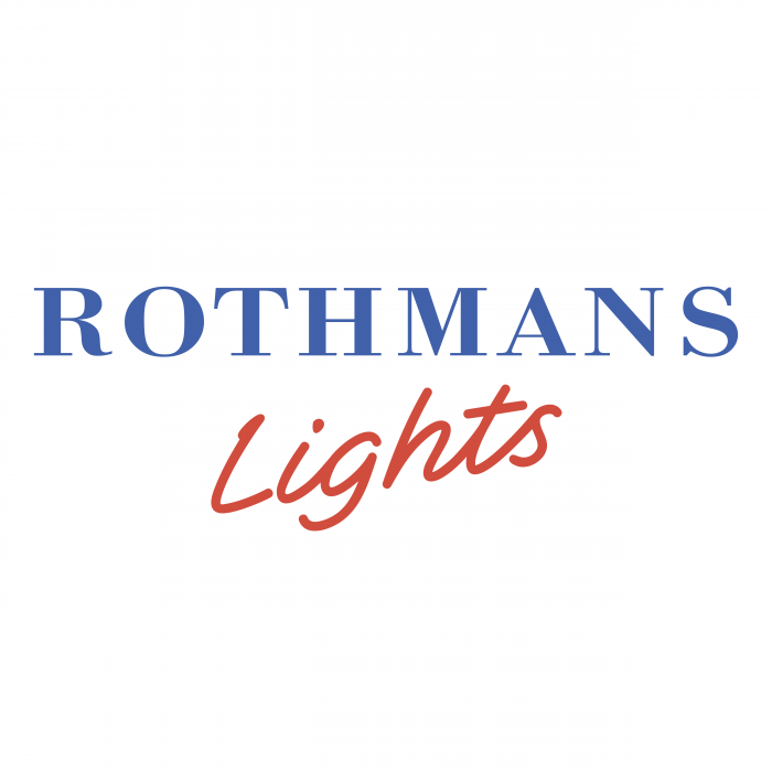 Rothmans logo lights