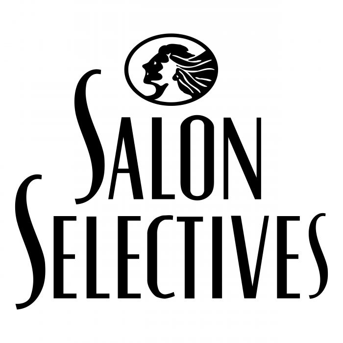 Salon Selectives logo black