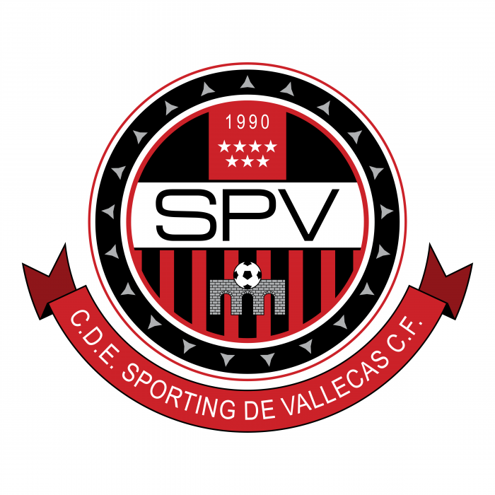 Sporting de Vallecas CF logo