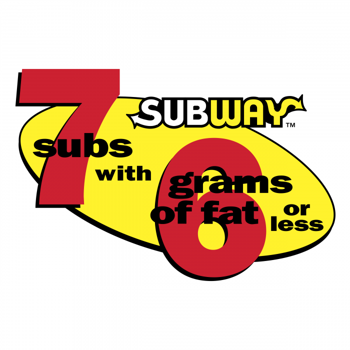 Subway logo 76