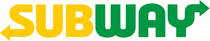 Subway logo brand