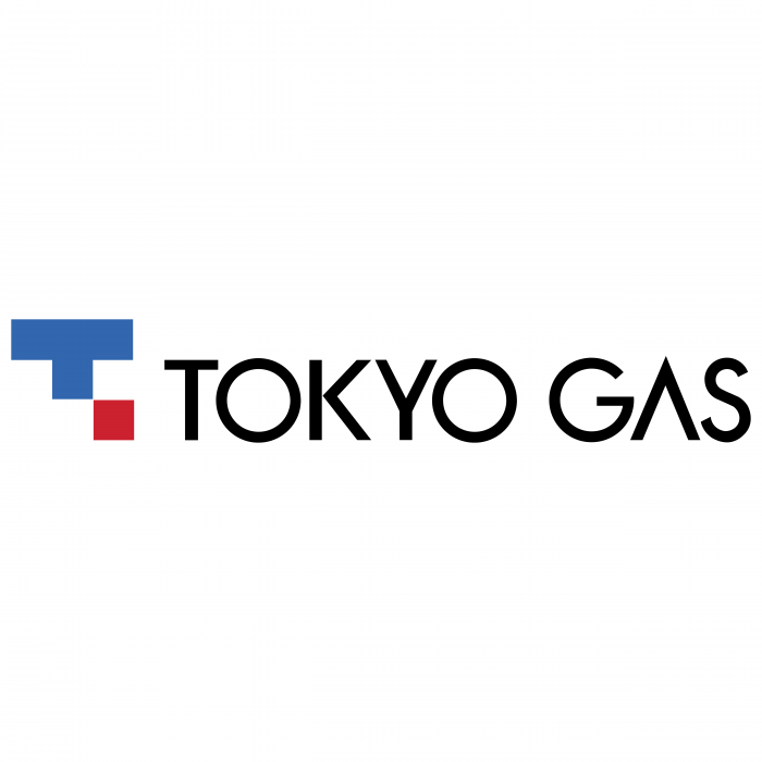 Tokyo Gas logo brand