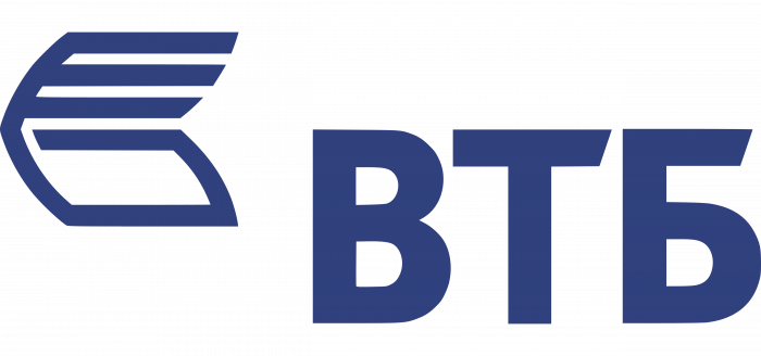 VTB Bank logo blue