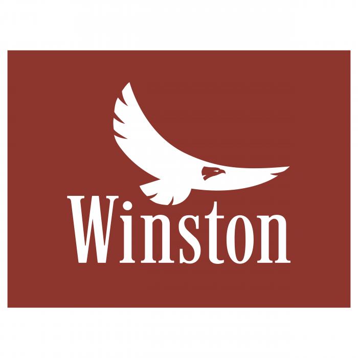 Winston logo cube