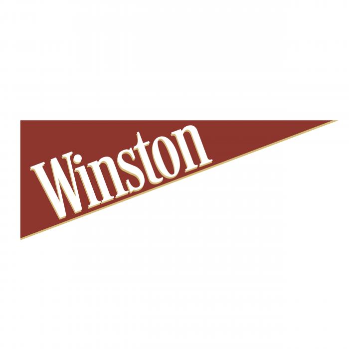 Winston logo red
