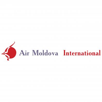 Air Moldova logo color