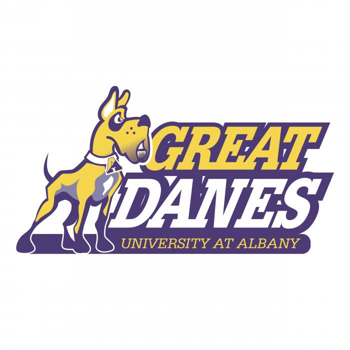 Albany Great Danes logo brand