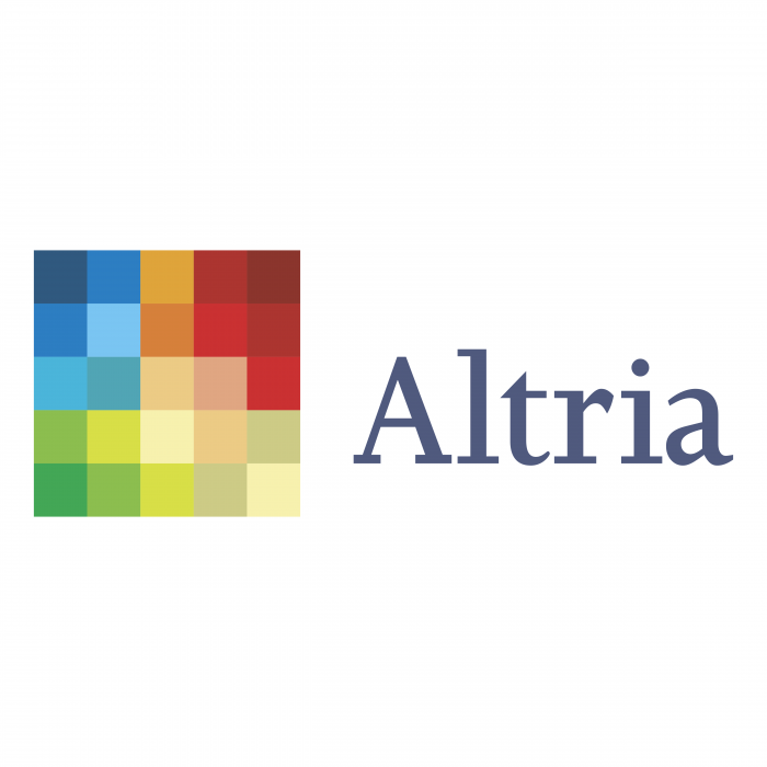 Altria Group logo colored