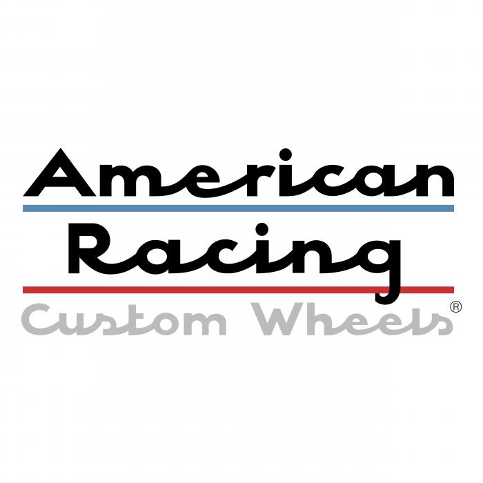 American Racing logo color