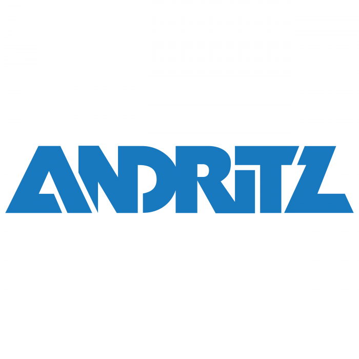 Andritz logo blue