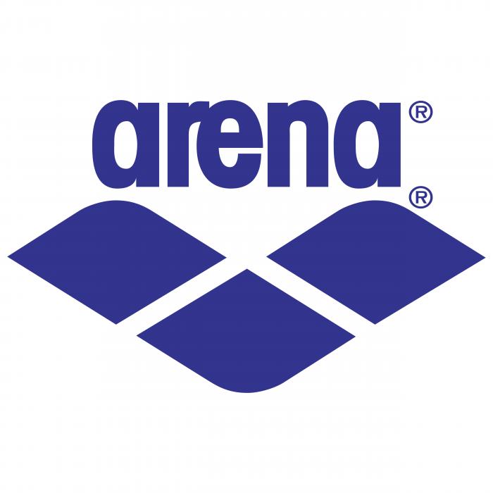 Arena logo violet