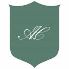 Auberge de Cassagne logo AC