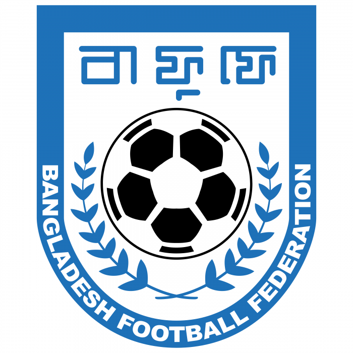 Bangladesh Football Federation logo blue
