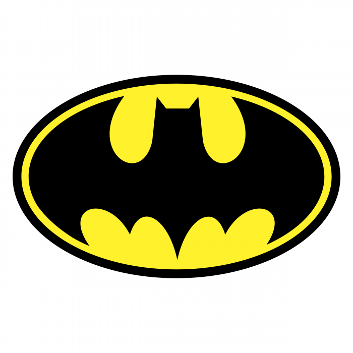 Batman logo bat
