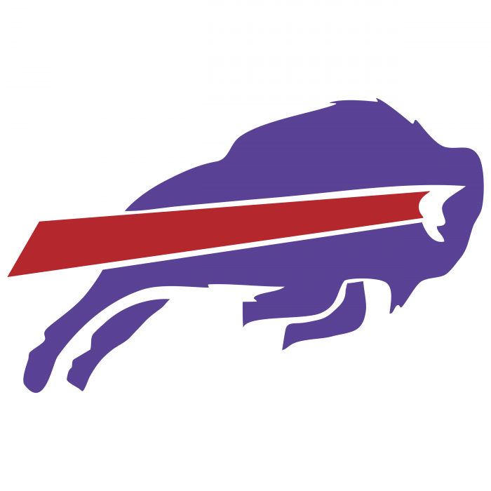 Buffalo Bills logo red