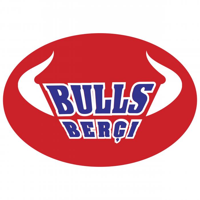 Bulls Bergi logo red