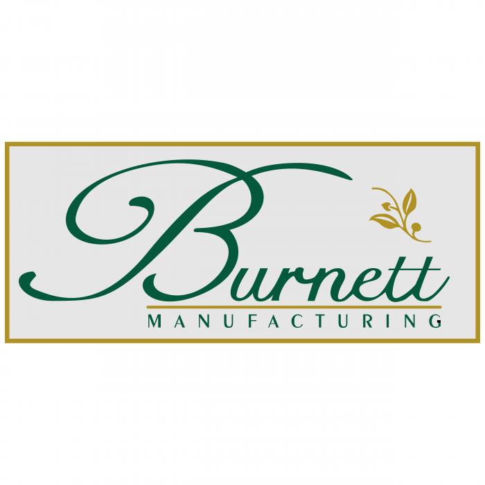 Burnett Manufacturing logo brand