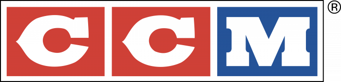 CCM Hockey Equip logo color