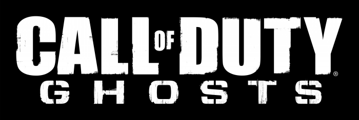 Call of Duty logo ghosts