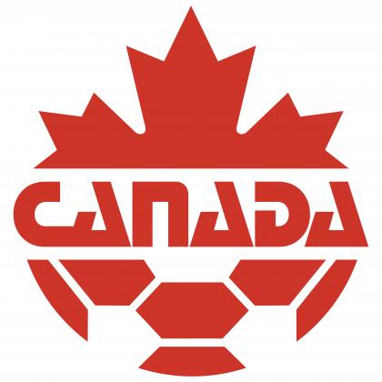 Canada Football Association logo red