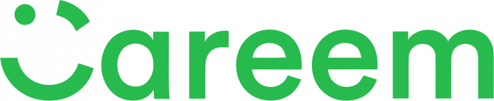 Careem logo green