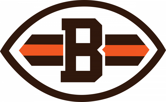 Cleveland Browns logo b