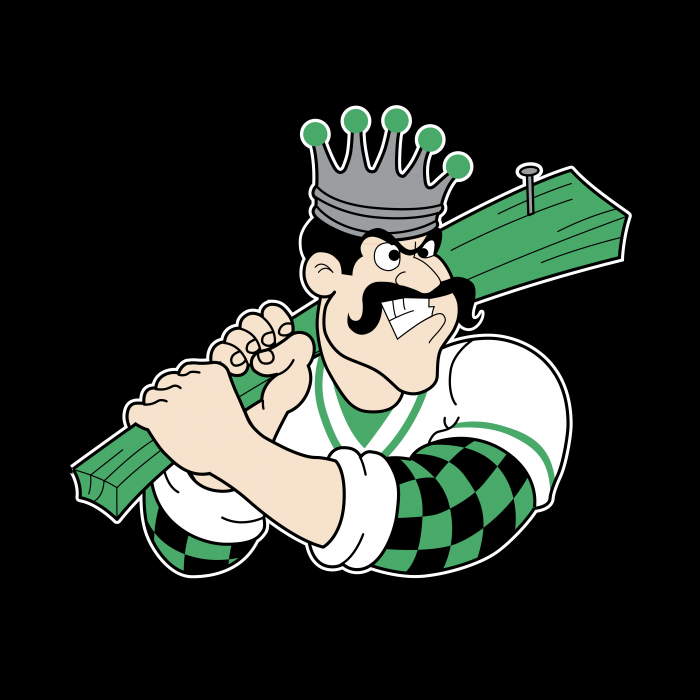 Clinton Lumberkings logo color