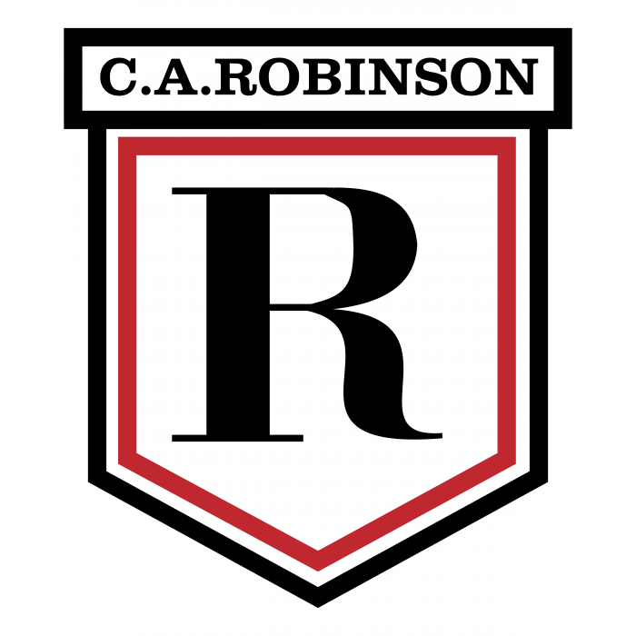 Club Atletico Robinson de Corrientes logo black
