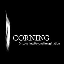 Corning logo cube