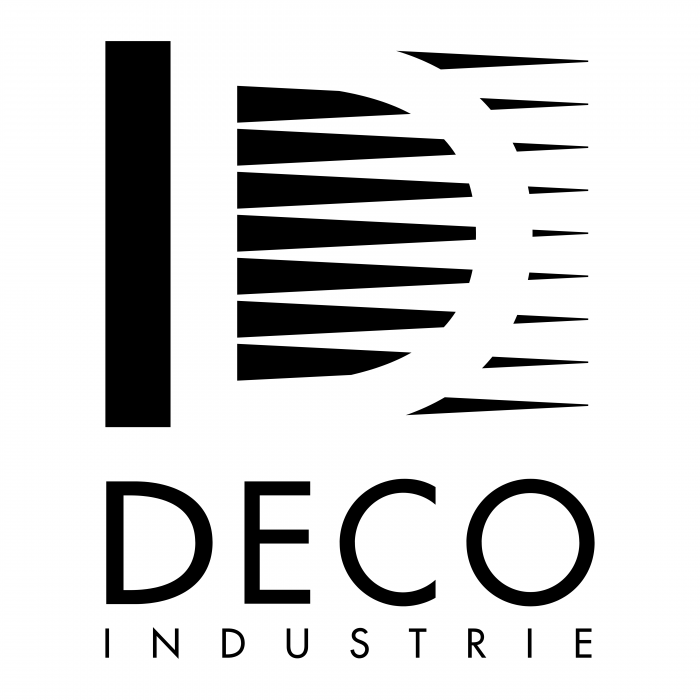 Deco Industrie logo black