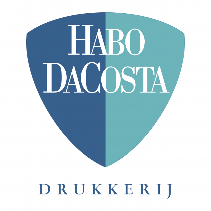 Drukkerij logo DaCosta