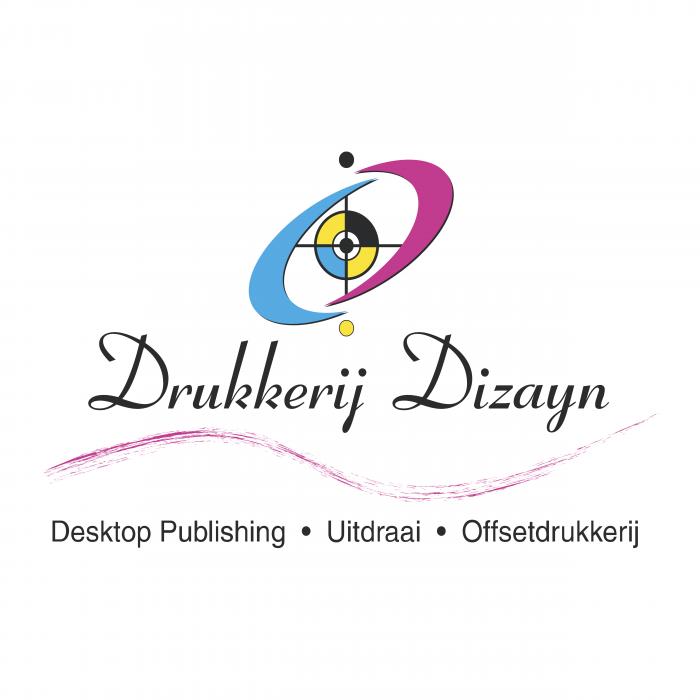 Drukkerij logo dizayn