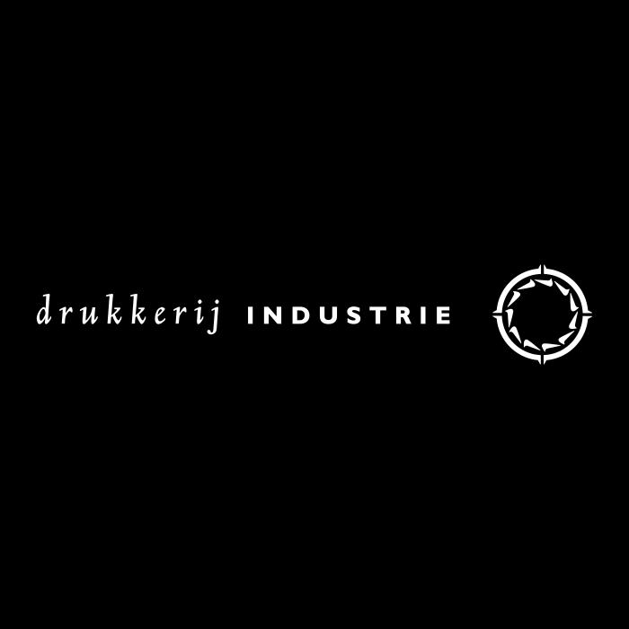 Drukkerij logo industrie