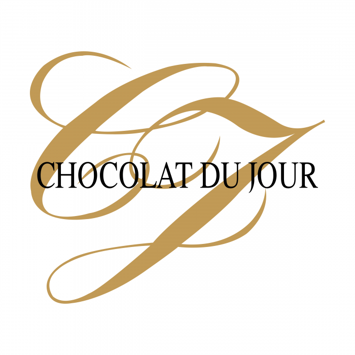 Du Jour logo chocolat