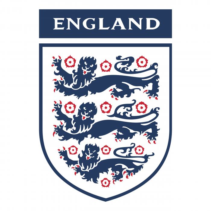 England Football Association logo color