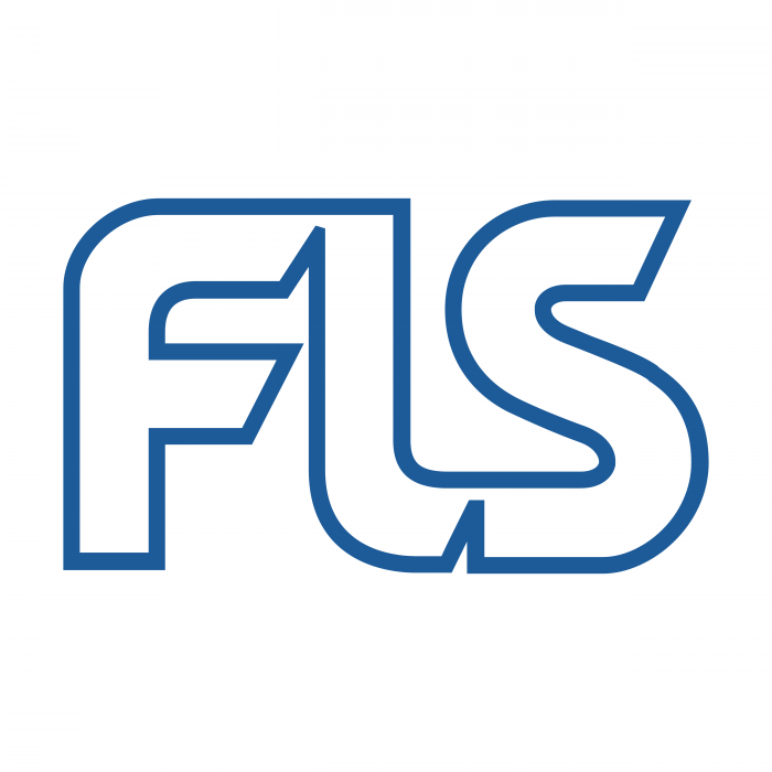 FLS Industries logo blue