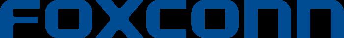 Foxconn logo blue