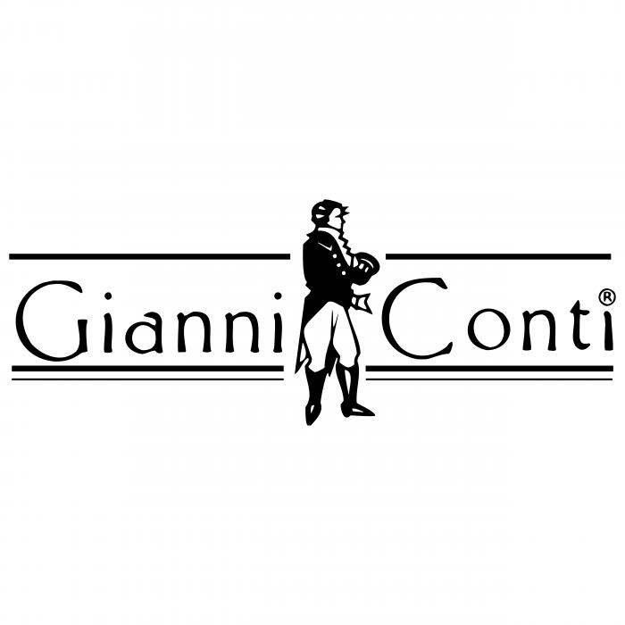 Gianni Conti logo black