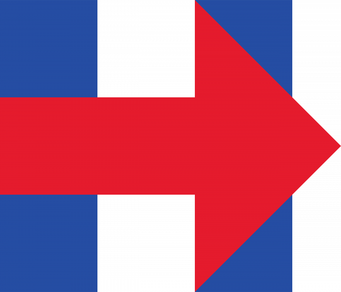 Hillary Clinton logo color