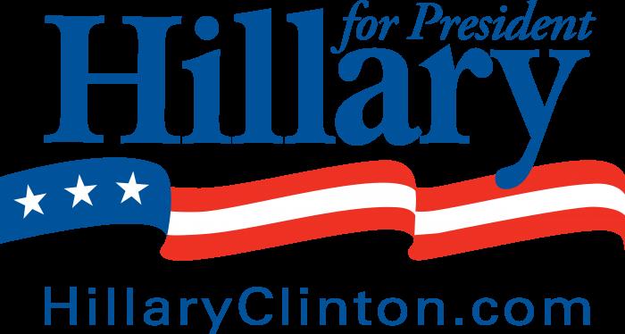 Hillary Clinton logo president