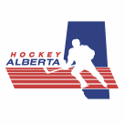 Hockey Alberta logo red