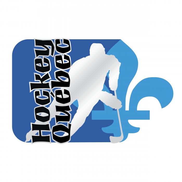 Hockey Quebec logo blue