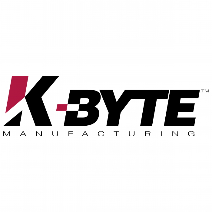 K Byte Manufacturing logo tm