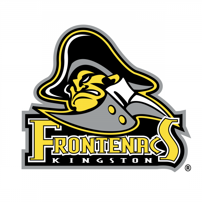 Kingston frontenacs logo R