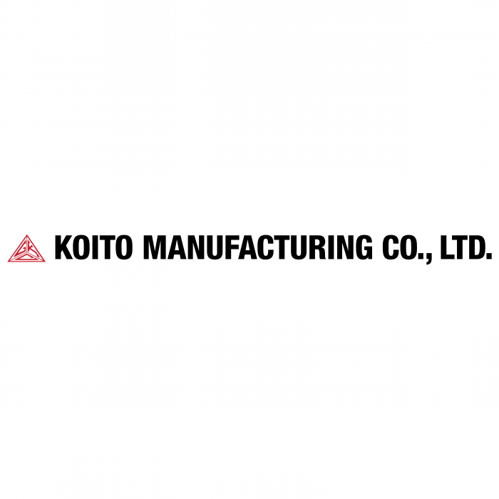 Koito logo manufacturing